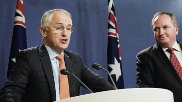 When Malcolm Turnbull came to the leadership, he spoke of the economic transition Australia is experiencing.