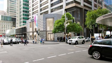cad5cf68c9d Tiffany   Co have signed a lease at 175 King Street