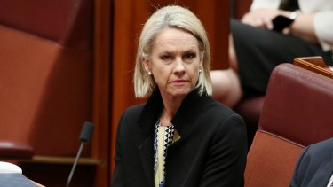 Another National, Senator Fiona Nash has been booted.