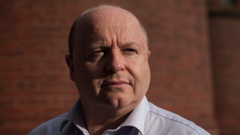 Psychologist Nigel Denning.