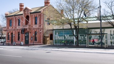The Norwood Hotel, Norwood, South Australia, owned by the Charter Hall Long WALE REIT.