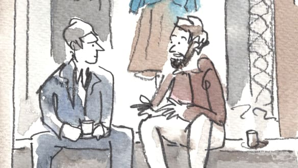 Illustration: Oslo Davis