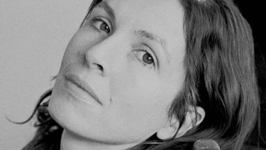 British author Rachel Cusk.