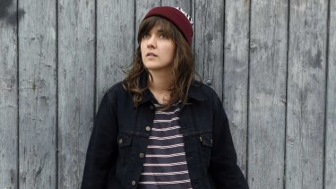 Courtney Barnett is on the shortlist for the Australian Music Prize with her debut album.