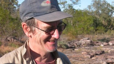 Conservation biologist John Woinarski wants to promote species recovery.