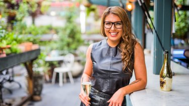 Janine Zappini is the co-founder of food business Simply Raw.