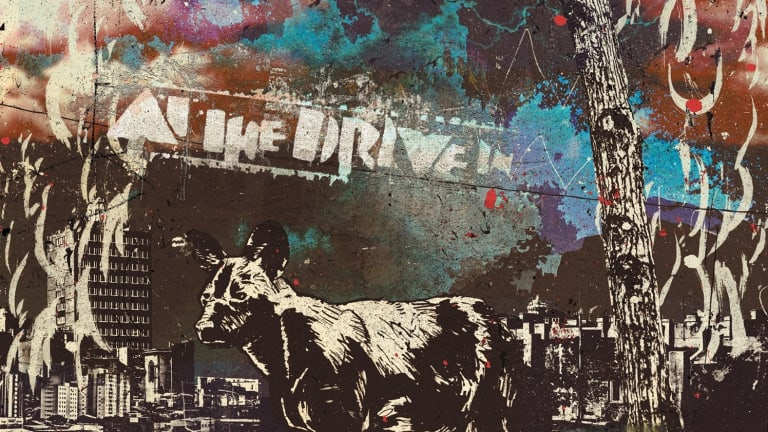 At The Drive In: Treading fearlessly.