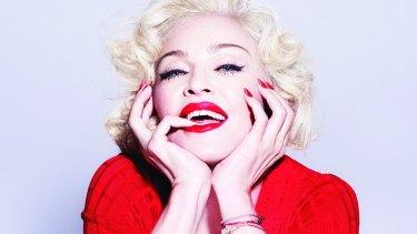 Madonna still sells out arenas.