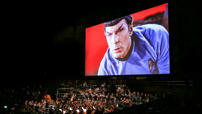 Star Trek: The Ultimate Voyage 50th Anniversary Concert will be staged at the Sidney Myer Music Bowl as part of the 2016 Melbourne Festival.