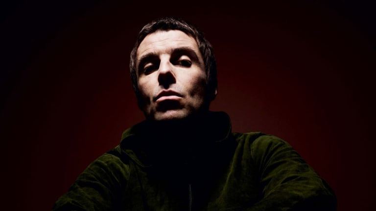 """Liam Gallagher: """"I'm a pretty … hard person to be a fan of."""""""