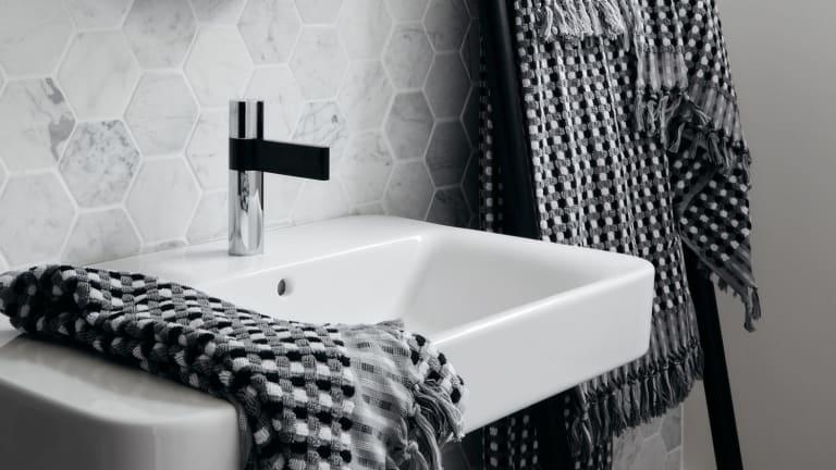 Revamp your bathroom for autumn.