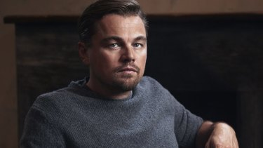 """Leonardo DiCaprio lashes out at fossil fuel players: """"History will place the blame for this devastation squarely at their feet."""""""
