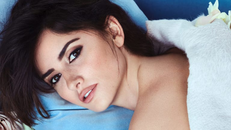 Penelope Cruz is one of the faces of Lancome.