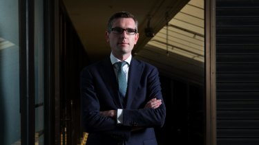 """NSW Treasurer Dominic Perrottet has called the funding package a """"historic investment""""."""