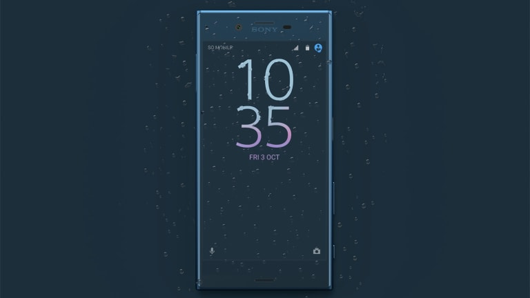 The Xperia XZ: a mystery to most.