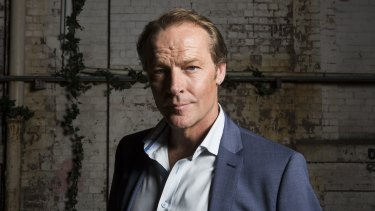 Iain Glen, star of HBO's <i>Game of Thrones</i> and the ABC's <i>Cleverman</i>.