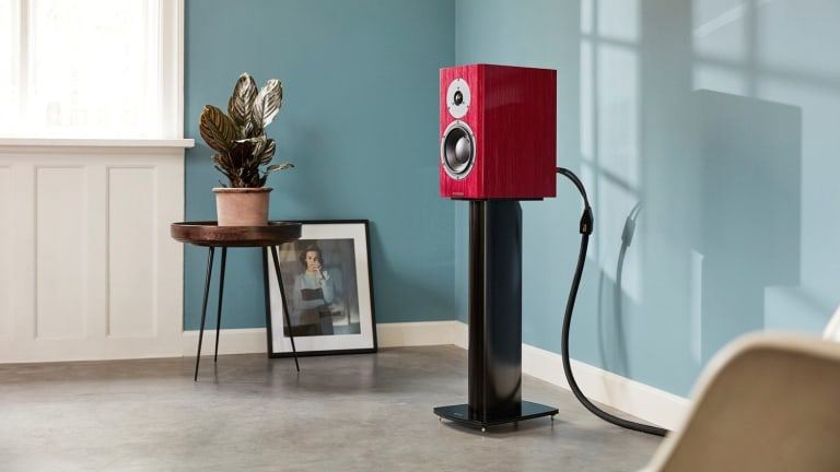 Dynaudio's Special Forties only get better as you play them.
