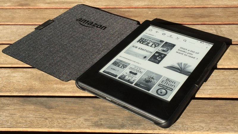 Hands on: Amazon Kindle Touch (2016) eBook reader