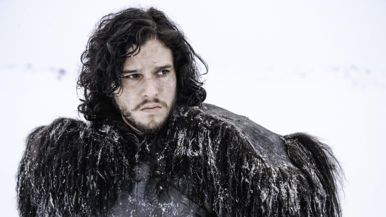 Kit Harington plays Jon Snow in the Game of Thrones.