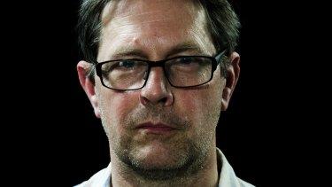 Passion for film music: Phillip Johnston.