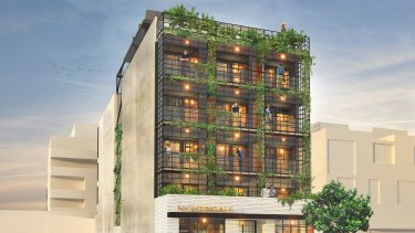 The Nightingale project in Brunswick offers a model for sustainable housing.