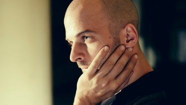 Nils Frahm says he'd like to talk to the people who faint during his shows.