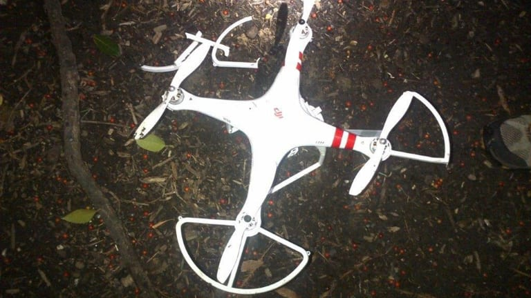 The drone that landed on the White House lawn has reignited security concerns.