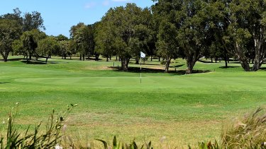 The Kogarah Golf Club has launched a bid to relocate to the other side of the M5 motorway, as part of $100 million redevelopment of the Cook Cove precinct.