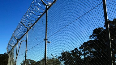 Villawood detention centre in Sydney.