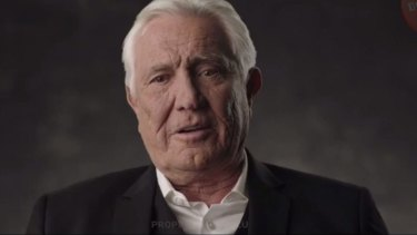 Geoorge Lazenby in <i>Becoming Bond</i>.