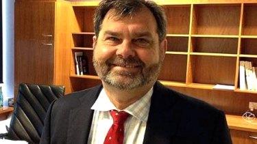 Chief Justice Tim Carmody