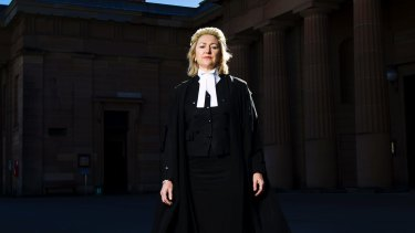 Crown prosecutor Margaret Cunneen.