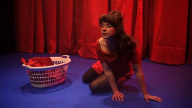 The show covers the gross and scope of Tsiolkas' fearless imagination.
