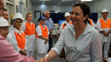 Queensland Premier Anastacia Palaszczuk announced a three-month inquiry into waste dumping - including a likely moratorium on new landfills.
