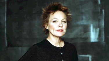 Laurie Anderson: cathartic, compelling and polarising.
