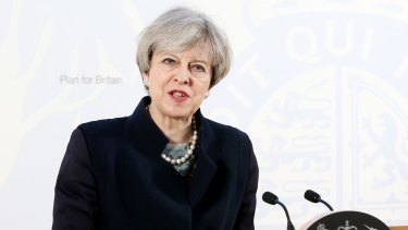 Even British Prime Minister Theresa May weighed into the debate.