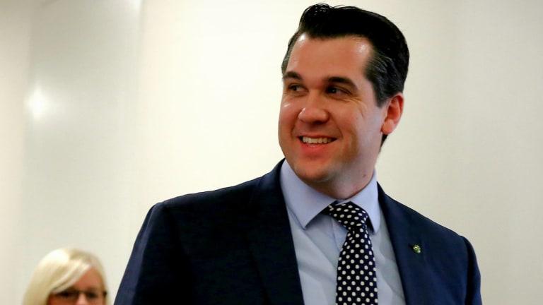 Liberal MP Michael Sukkar.