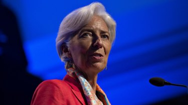 Christine Lagarde's appointment as managing director of the International Monetary Fund set a new precedent.