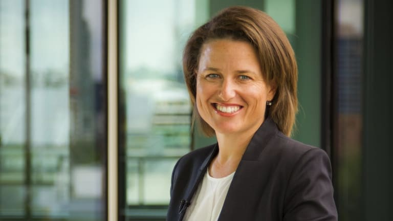 Dr Kirstin Ferguson holds the top integrity role at CIMIC.