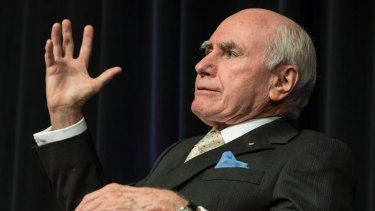 John Howard described the so-called RAMSI mission as one of his greatest achievements.