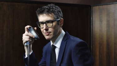 Ira Glass, the world's most successful podcaster, brings a dance show to Australia