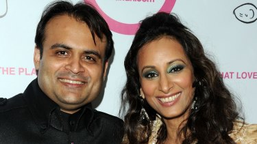 Pankaj and Radhika Oswal were seeking $2.5 billion.