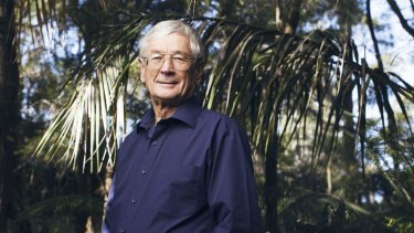 Taxing times: Dick Smith says there's no threat to the rich.