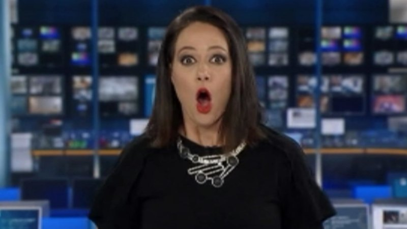 ABC faces backlash after presenter Natasha Exelby reportedly