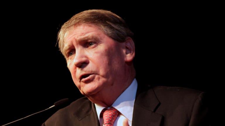 Department secretary Dennis Richardson.