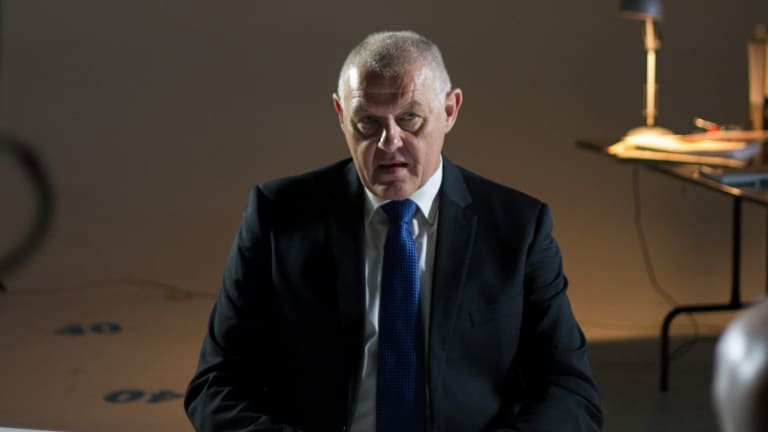 Veteran homicide investigator Ron Iddles talks about the Jill Meagher murder in the ABC documentary, Conviction.