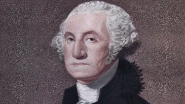 County ties: First US president George Washington's ancestors lived in Sussex.