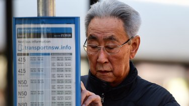 New timetables are not enough for western Sydney residents.
