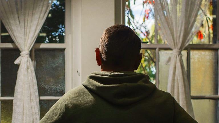John at the Odyssey House residential rehabilitation facility in Sydney.