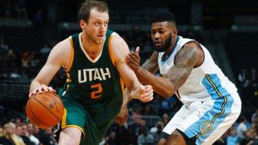 detailed look 6d7e5 5ea17 NBA free agency looms for Utah Jazz's Joe Ingles